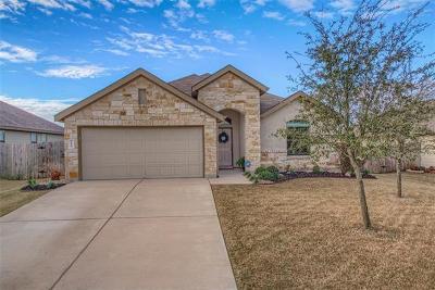 Buda Single Family Home For Sale: 194 Antelope Plains Rd