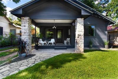 Austin Single Family Home For Sale: 1910 E 2nd St