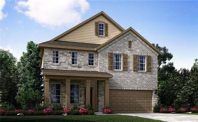 Single Family Home For Sale: 14202 Mc Coy Loop
