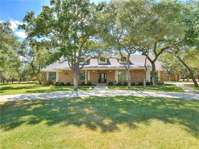 Single Family Home For Sale: 121 Post Oak Ln