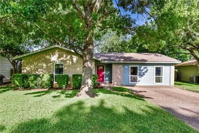 Austin Single Family Home For Sale: 8410 Daleview Dr