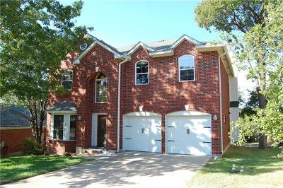 Austin Single Family Home Pending - Taking Backups: 6005 Sierra Grande Dr