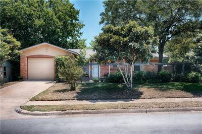 Single Family Home Pending - Taking Backups: 8203 Briarwood Ln