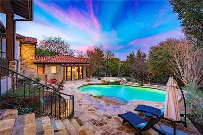 Austin TX Single Family Home For Sale: $1,799,000