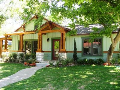 Austin Single Family Home For Sale: 608 E 48th St