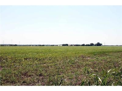 Buda Farm For Sale: 5509 Old Lockhart Rd
