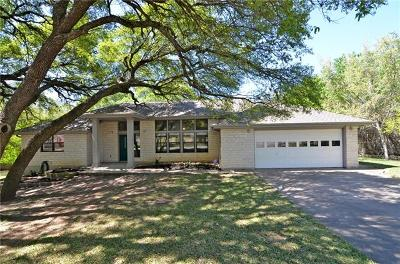 Dripping Springs Single Family Home Pending - Taking Backups: 813 Shadywood Ln