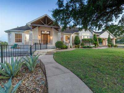 Leander Single Family Home For Sale: 1444 County Road 270 A And B