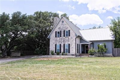 Dripping Springs TX Single Family Home For Sale: $624,999