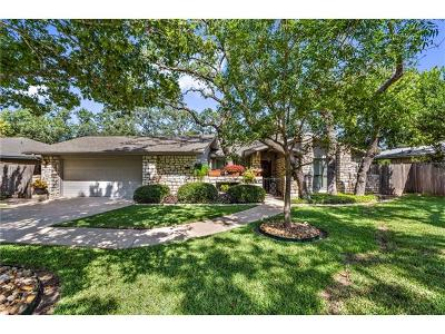 Travis County Single Family Home For Sale: 3210 Nancy Gale Dr
