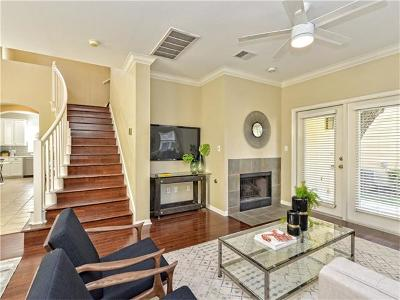Austin Single Family Home For Sale: 1011 Brodie St #30