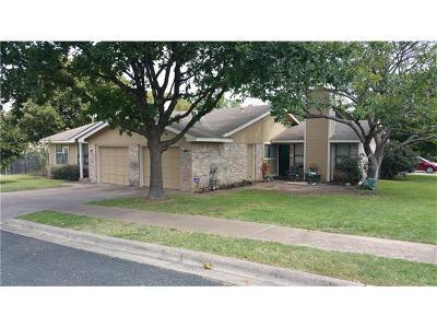 Austin Multi Family Home For Sale: 7808 Chimayo Cv