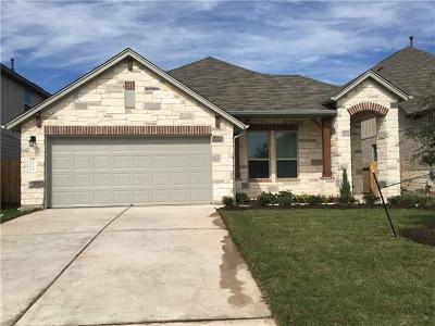 Hays County, Travis County, Williamson County Single Family Home For Sale: 13216 Mariscan St