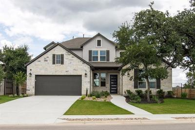 Georgetown Single Family Home For Sale: 601 Rancho Sienna Loop
