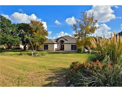 San Marcos Single Family Home For Sale: 2713 Handler Holw