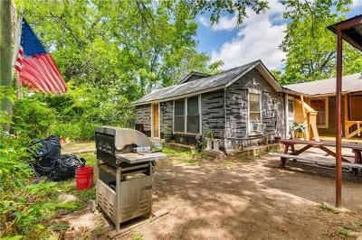 Travis County Single Family Home For Sale: 2802 Castro St