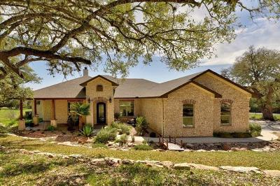 Driftwood Single Family Home For Sale: 691 Ranchers Club Ln