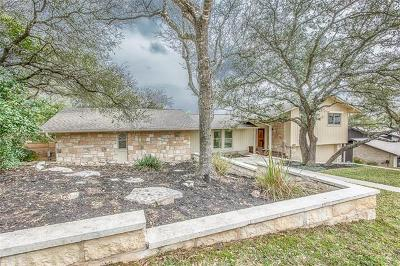 Austin Single Family Home Pending - Taking Backups: 1407 Lost Creek Blvd