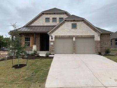 Leander Single Family Home For Sale: 620 Sunny Ridge Dr