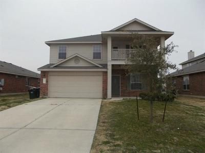Hutto Single Family Home For Sale: 115 Mossy Rock Cv