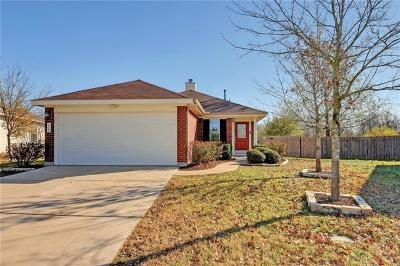 Austin Single Family Home For Sale: 2525 Elara Dr
