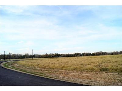 Elgin Residential Lots & Land Pending - Taking Backups: Lot 15 Bunny Run