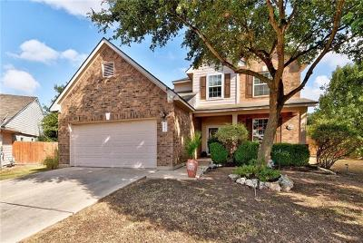 Kyle Single Family Home For Sale: 412 Birch Dr