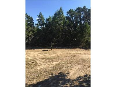 Hays County Residential Lots & Land For Sale: LOT 119 Arbutus Cir