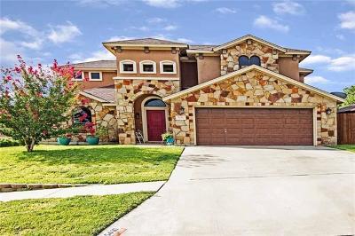 Killeen TX Single Family Home For Sale: $245,888