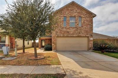 Hays County, Travis County, Williamson County Single Family Home For Sale: 7405 Cedar Edge Dr