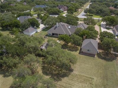 Georgetown Single Family Home For Sale: 209 Buena Vista Dr