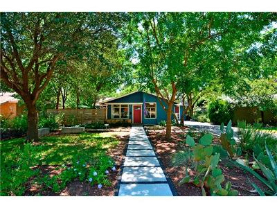 Austin Single Family Home For Sale: 1419 Westmoor Dr
