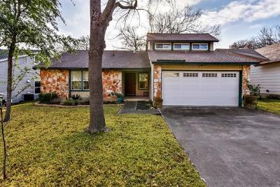Austin Single Family Home For Sale: 11711 Birchbark Trl