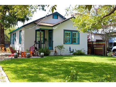 Single Family Home For Sale: 1502 Bluebonnet Ln