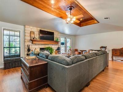 San Marcos Single Family Home Pending - Taking Backups: 2912 Mountain High Dr