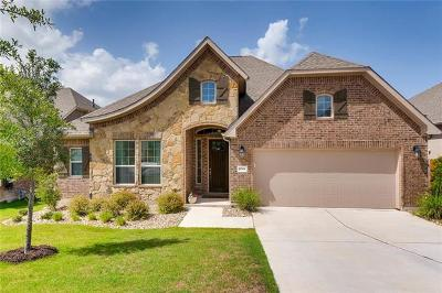 Austin Single Family Home For Sale: 18704 Waltz Ct