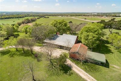 Dripping Springs Single Family Home For Sale: 740 Sports Park Rd