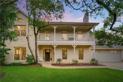 Austin Single Family Home For Sale: 10807 Wintergreen Hl