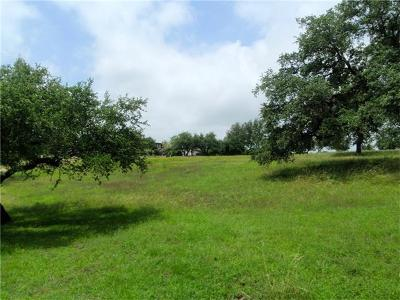Spicewood Residential Lots & Land For Sale: 27212 Waterfall Hill Pkwy