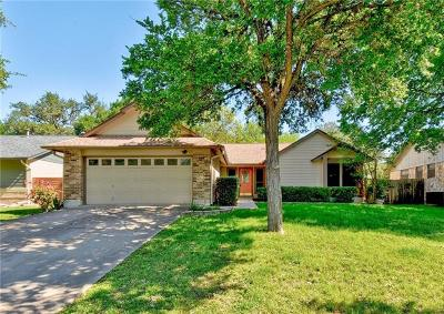 Austin Single Family Home For Sale: 5412 Wolf Run