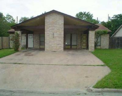 Round Rock Multi Family Home For Sale: 1810 Nicole Cir
