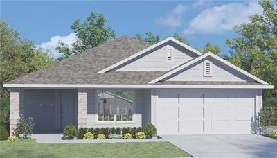Hutto TX Single Family Home For Sale: $245,990