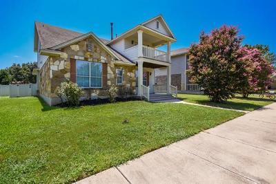 Cedar Park Single Family Home Pending - Taking Backups: 1506 Wild Basin Ln