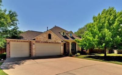 Austin Single Family Home For Sale: 198 Wild Plum Way