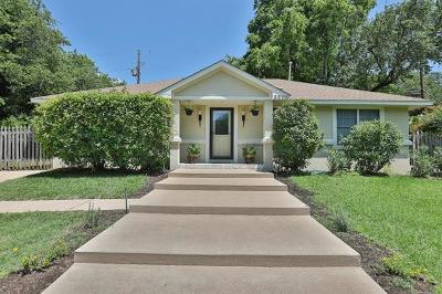 Hays County, Travis County, Williamson County Single Family Home Pending - Taking Backups: 3505 Larchmont Cv