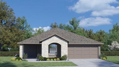 Hutto Single Family Home For Sale: 142 San Bernard Trl