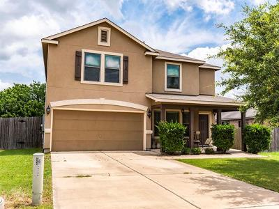 Hays County, Travis County, Williamson County Single Family Home For Sale: 13120 Lipton Loop