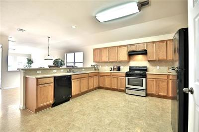 Round Rock Single Family Home Pending - Taking Backups: 3420 Shiraz Loop