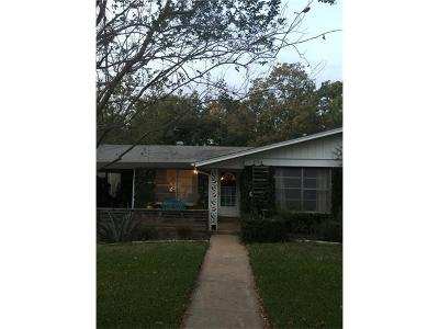 Travis County Single Family Home Pending - Taking Backups: 4706 Philco Dr