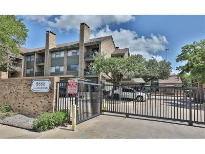 Austin Condo/Townhouse For Sale: 8888 Tallwood Dr #2313